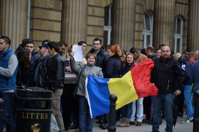 Diaspora românească