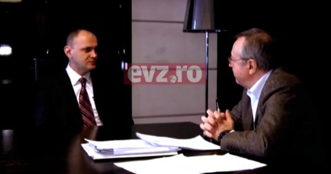 Sebastian Ghita, in dialog cu Ion Cristoiu