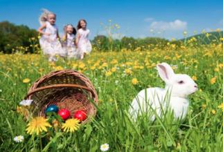 Vremea de Paști în România