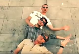 Grup de români