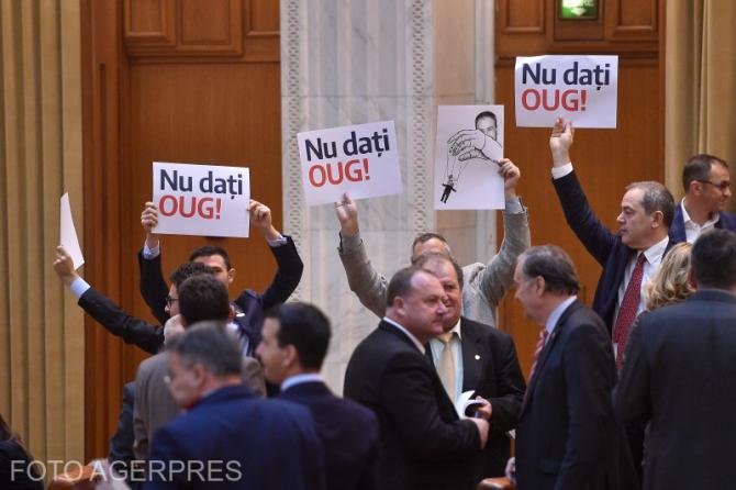 Deputati USR în Parlament