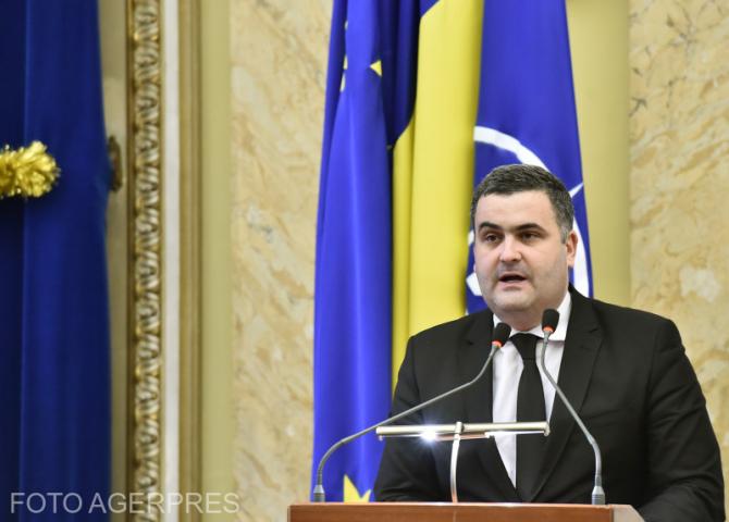 Gabriel Les - Ministrul Apararii Nationale