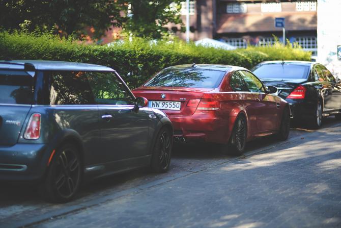 Parcare masini (foto ilustrativ)