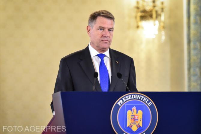 Klaus Iohannis - Administratia Prezidentiala
