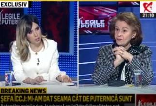Cristina Tarcea Realitatea TV