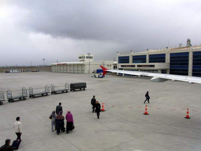Aeroport Kayseri Turcia