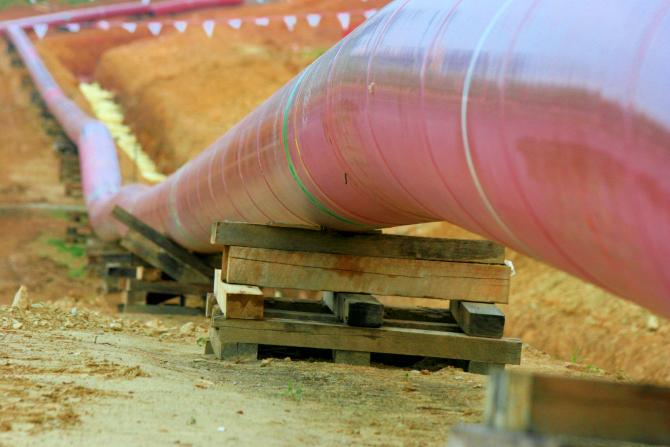 conducta gaz natural flickr
