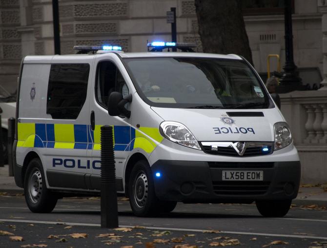 Politie Londra - Marea Britanie