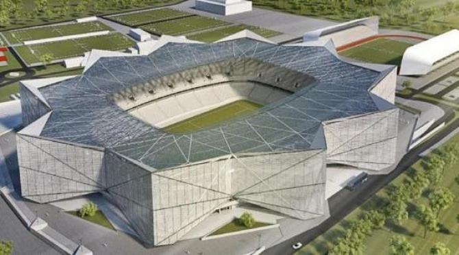 Plan stadion 2020 - postare Facebook PSD