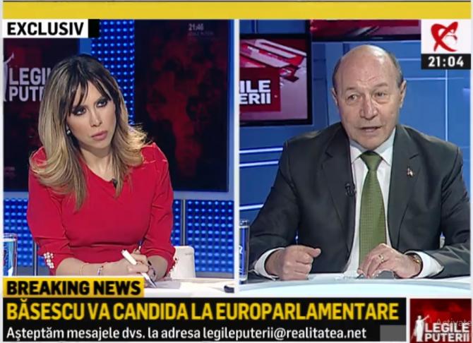 Traian Basescu - Denise Rifai - Legile Puterii