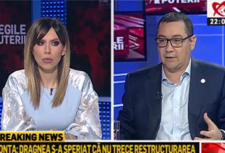 "Victor Ponta - Denise-Rifai, ""Legile Puterii"""