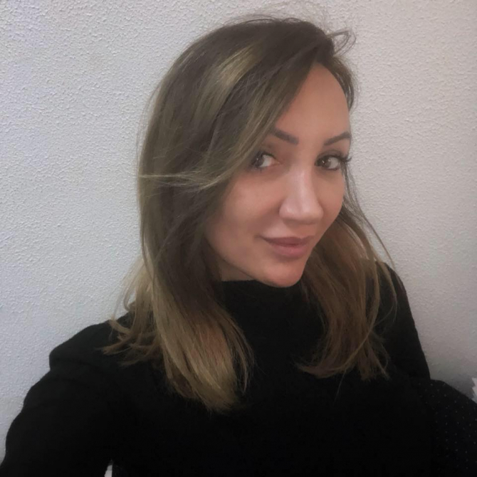 Antonia Diaconu - procuror. Sursa: Facebook