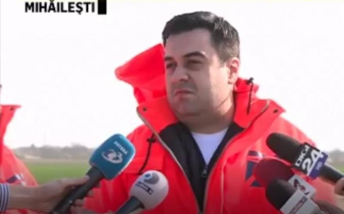 Razvan Cuc - Ministrul Transporturilor