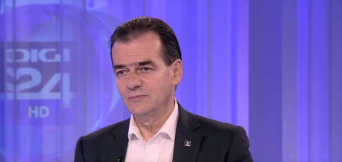 Ludovic Orban, captura video Digi24