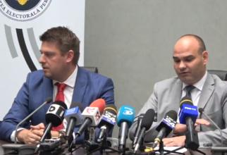 Preşedintele Autorităţii Electorale Permanente (AEP), Constantin-Florin Mituleţu-Buică