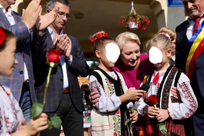 sursa foto: Viorica Dăncilă / Facebook