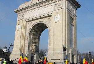 Arcul de Triumf  Foto: Crișan Andreescu