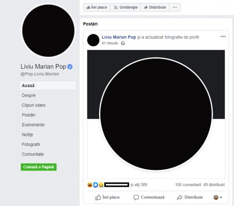 sursa foto: Liviu Marian Pop (PSD) / Facebook