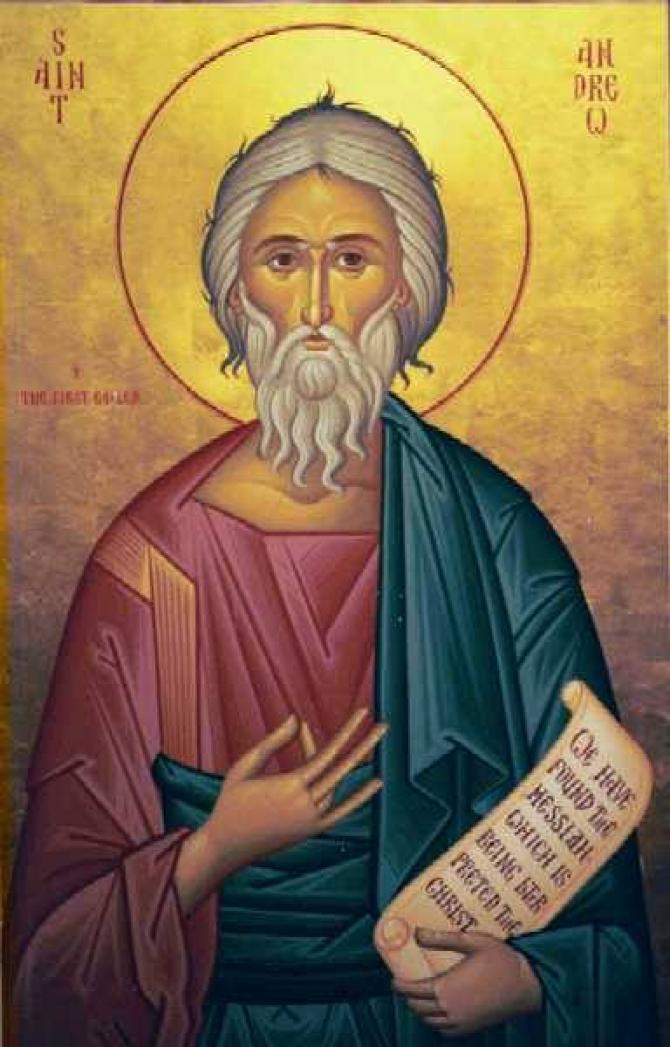 Sursa foto> Facebook Sfântul Andrei