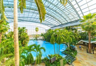 Therme Center, the only one with thermal water in the capital Photo: Facebook thermebucuresti