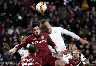 Sevilla-CFR Cluj live Europa League