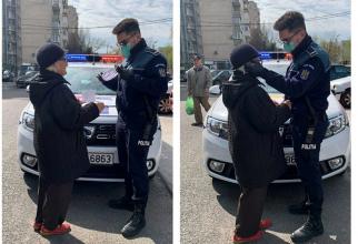 sursa foto: Poliţiştii au umor / Facebook
