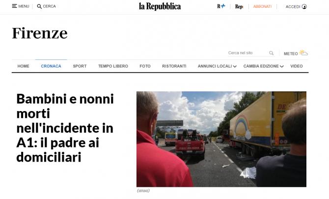 roman accident italia eliberat din inchisoare