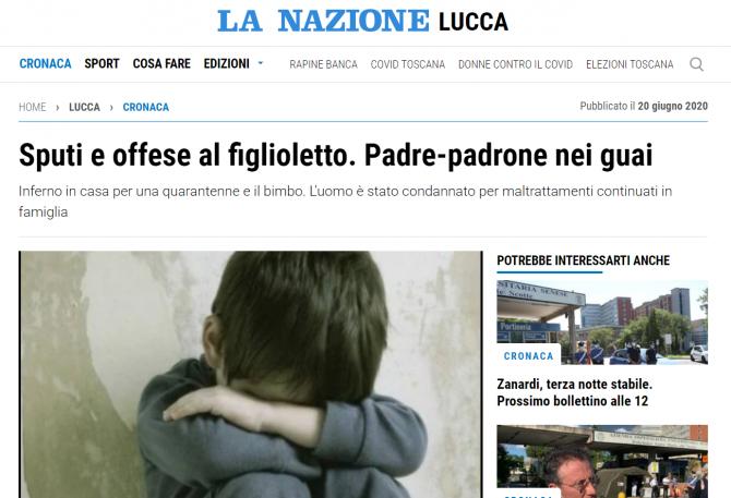 copil roman umilit italia