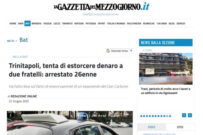 frati romani amenintati de mafia italian
