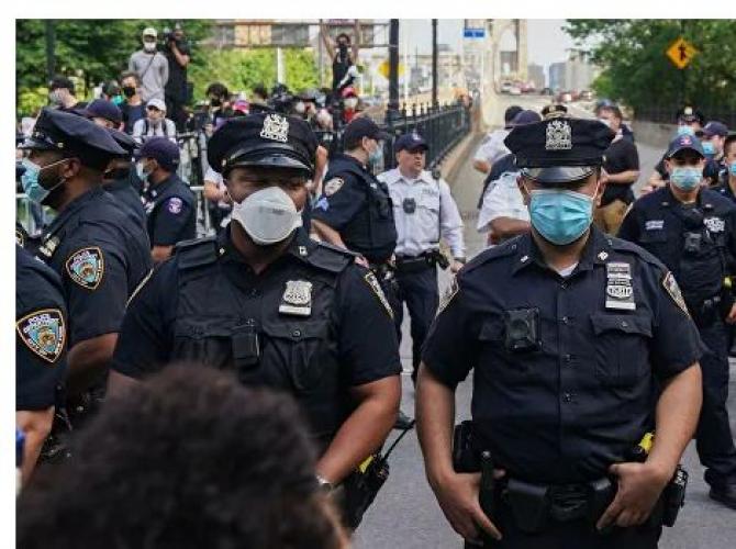 proteste america