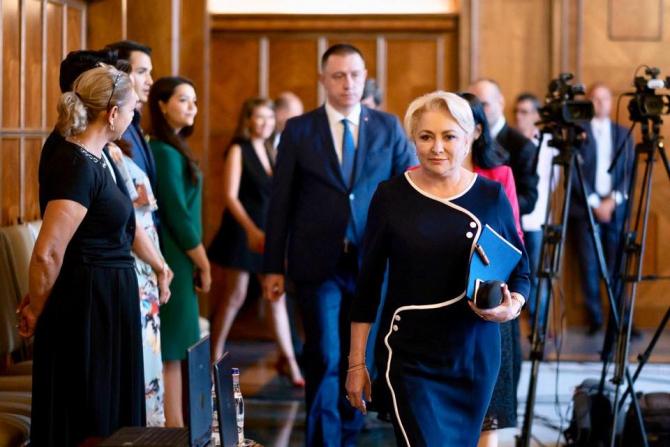 Sursa foto: Facebook @Viorica Vasilica Dăncilă