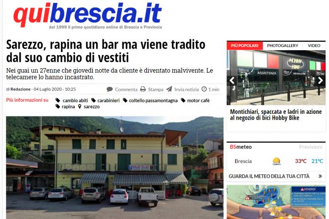 jaf italia roman bar
