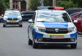politia_romana_masina
