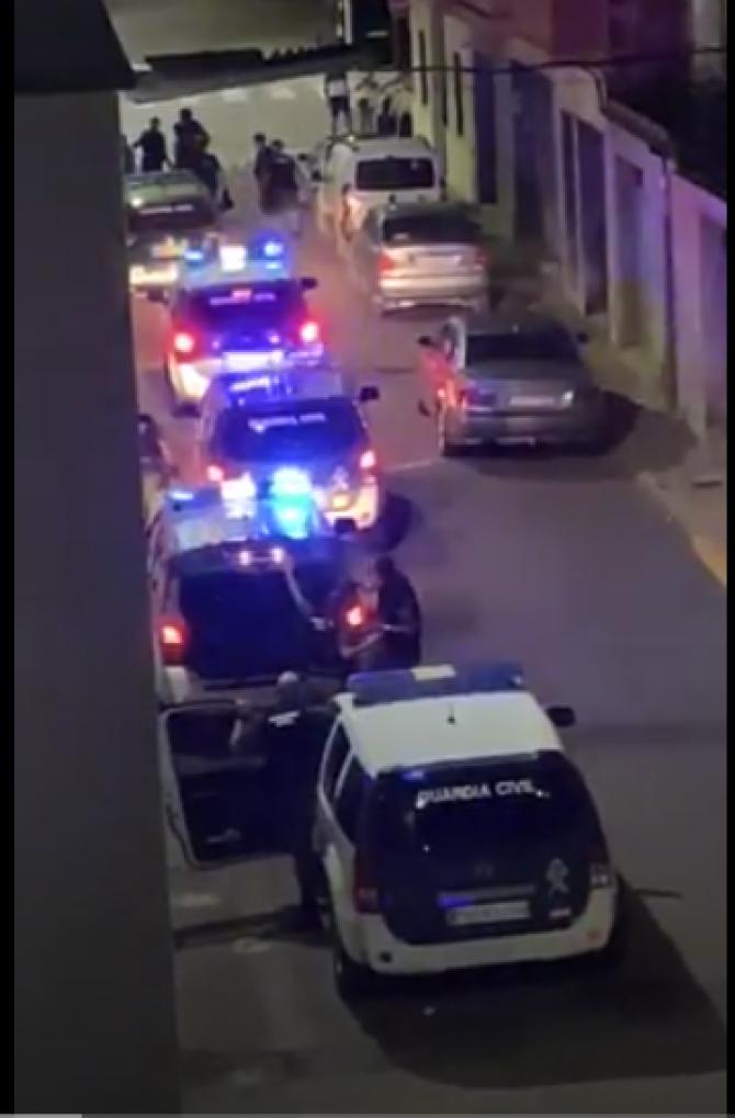 roman spania arestat operatiune spectaculoasa