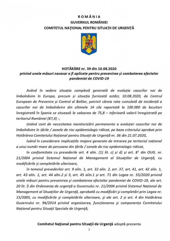 sursa foto: Ambasada României în Spania / Facebook