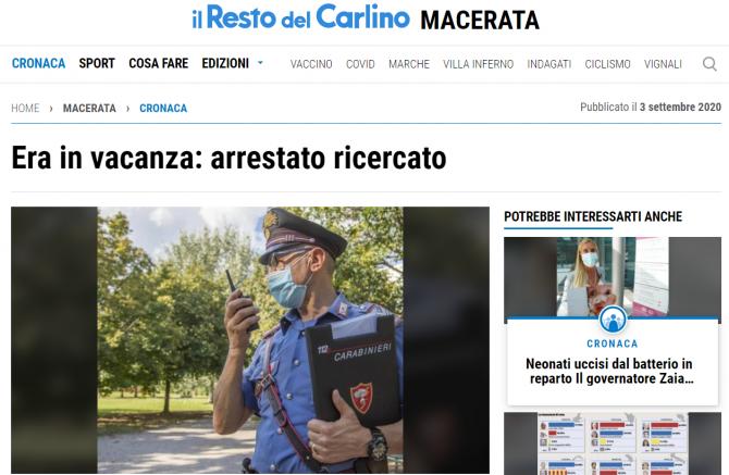roman arestat italia de pe plaja