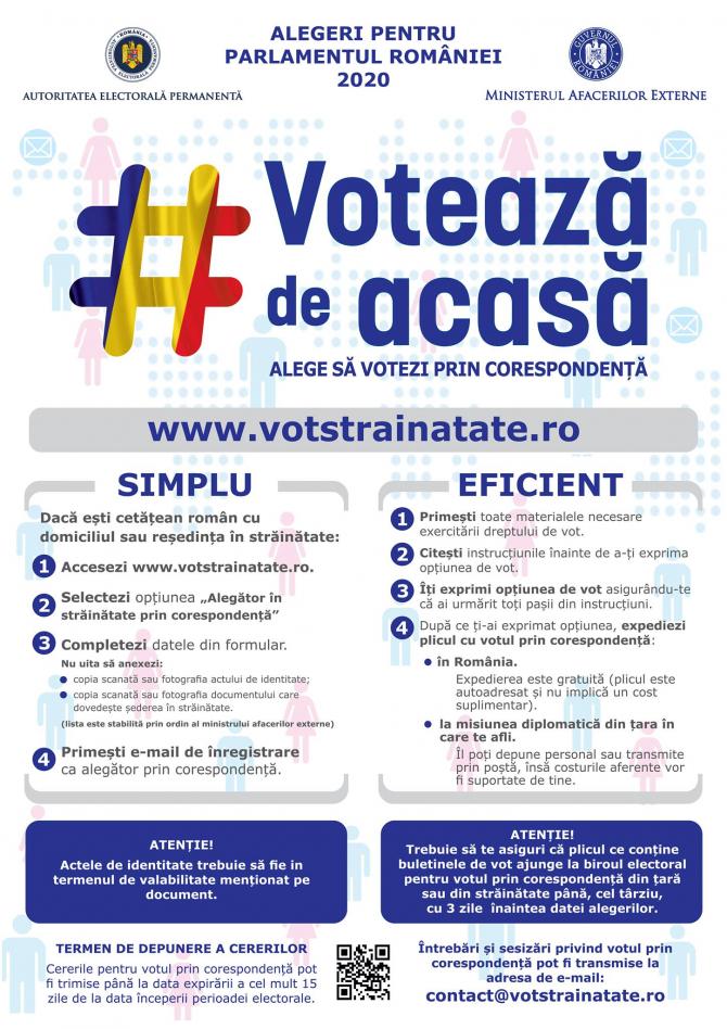 alegeri parlamentare ambasada romaniei italia