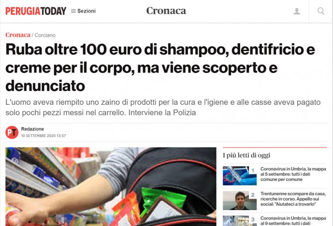 italia roman furt pasta de dinti sampon
