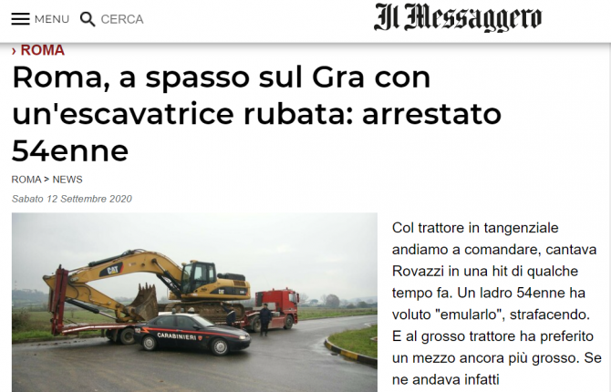 roman excavator furat