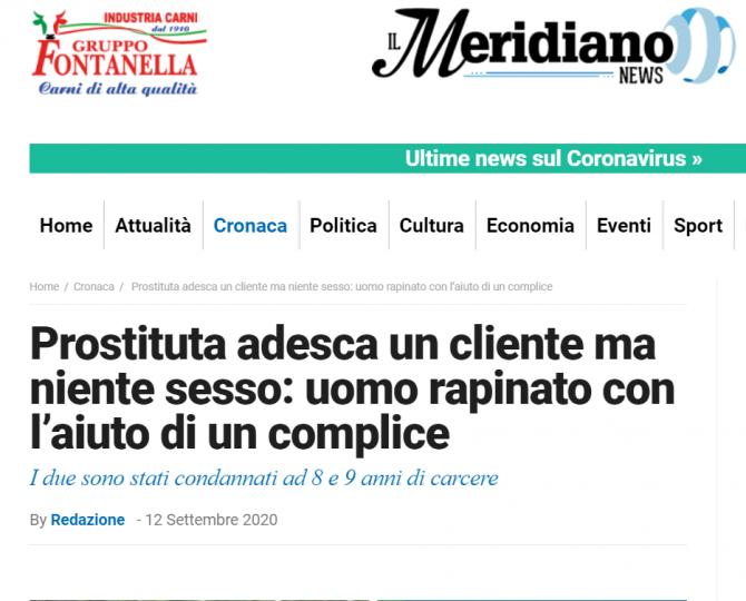 prostituata italia talharie