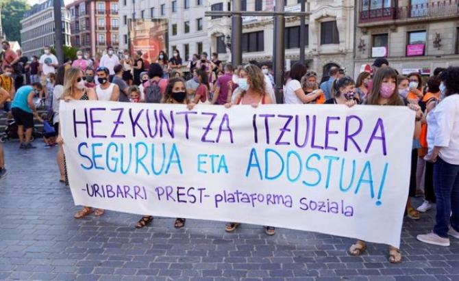 proteste_bilbao