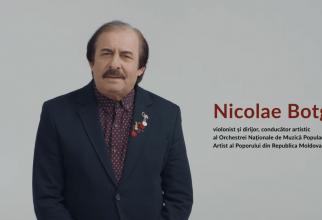 Nicolae Botgros coronavirus