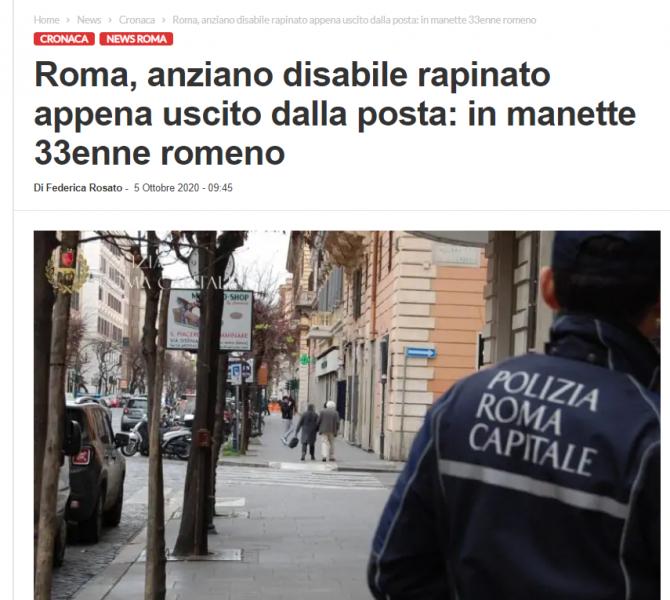 roman talhereste doi pensionari roma
