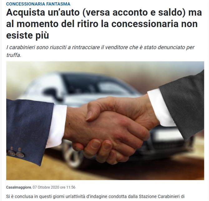 escrocheria reprezentanta italia