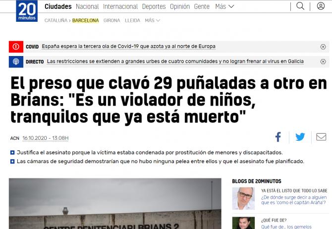 detinut roman omorat spania pedofilie