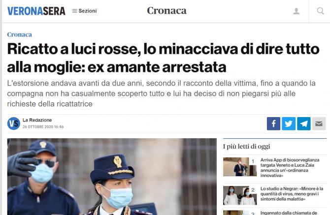 italian santajat romanca