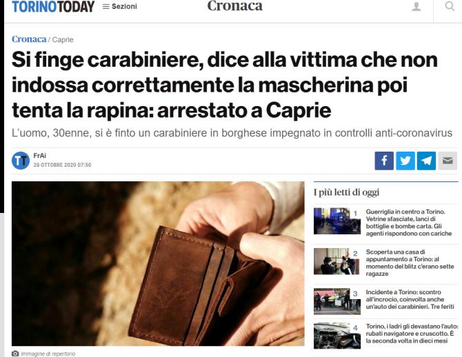 roman carabinier fals