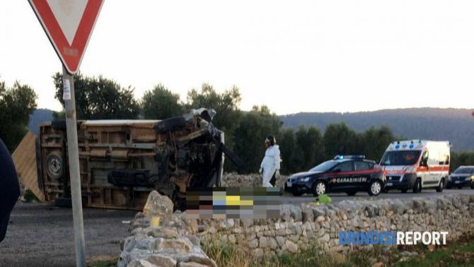 romanca moarta accident Italia duba