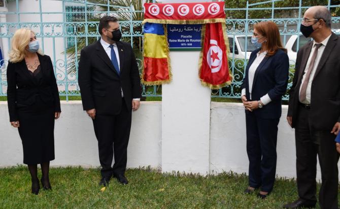 sursa foto: Ambasada României la Tunis / Facebook