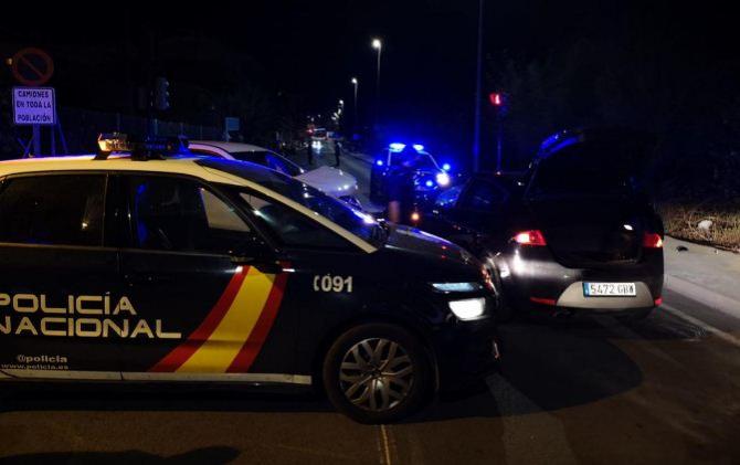 spania_roman_arestat_politie